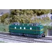 SNCF BB 902 modernized locomotive era IV