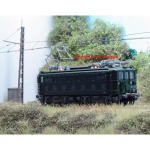SNCF BB 4221 locomotive