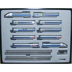 TGV POS SNCF10 éléments époque VI