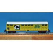 Wagon couvert Gakkss 11-6 SNCF