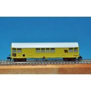 Wagon couvert Gakkss 14-6 SNCF