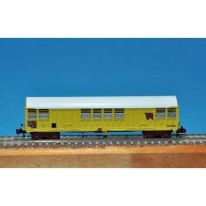 SNCF Gakkss 14-6 covered wagon