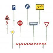 Panneaux de signalisation époque IV