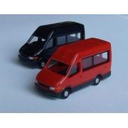 Jeu de 2 minibus Iveco Daily