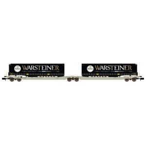 Wagon double Sdggmrs remorques WARSTEINER