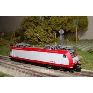 Locomotive BB 4006 CFL