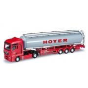 Tracteur MAN + citerne HOYER