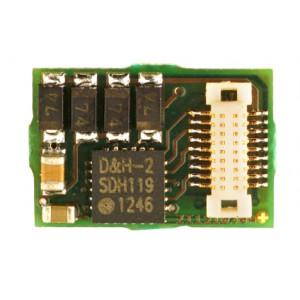 Next18 DCC, SX1 and SX2 decoder