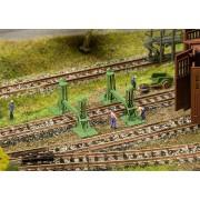 Chevalet de levage pour locomotives
