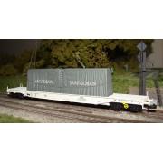 Set de 2 wagons Uais SNCF Saint-Gobain