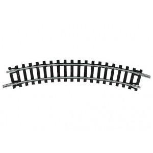 Rail courbe 30° R1