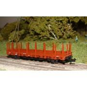 Wagon plat à ranchers SNCF