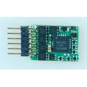 Décodeur DCC N045 NEM 651