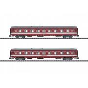 Set de 2 voitures UIC SNCF Capitole