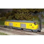 Locomotive SNCF BB 675032 INFRA