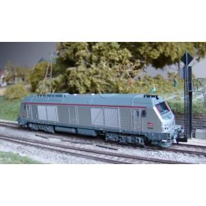 Locomotive SNCF BB 75341 Intercité