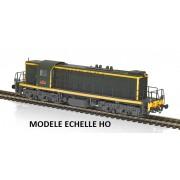 Locomotive diesel SNCF A1A A1A 62073