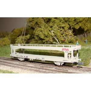 Wagon porte-autos court SNCF TA 260 STVA