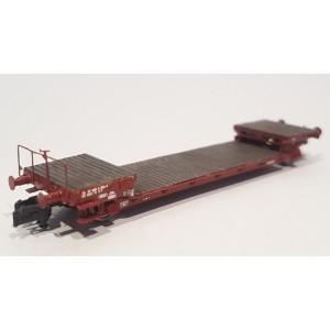 Wagon surbaissé Arbel 20t