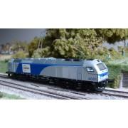 Locomotive Euro 4000 Europorte 4001