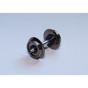 Essieu RP25 6,2 x 13,85 boudin 0,8 mm