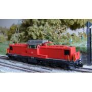 Locomotive SBB Bm 6/6 époque IV