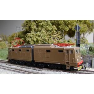 Locomotive E 645.024 FS époque IV