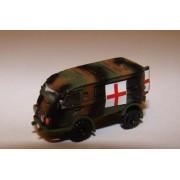 Renault Goelette 4x4 ambulance militaire
