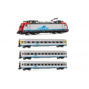Train SBB Cisalpino époque V