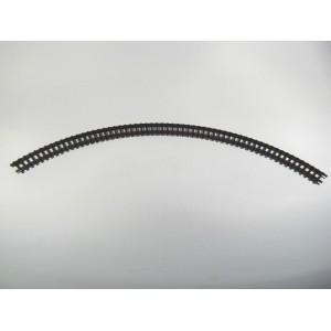 Rail courbe rayon 192 mm 90°