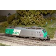 BB 437051 Fret SNCF patinée