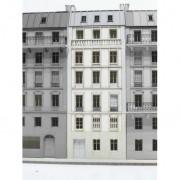 Façade d'immeuble Haussmannien 6 étages