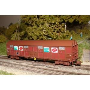SNCF Gahkkss 19-6 wagon Sernam