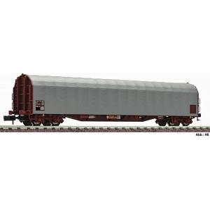Wagon bâché Rils SNCF