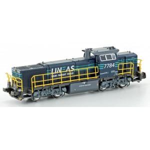 LINEAS Vossloh G 1700 locomotive