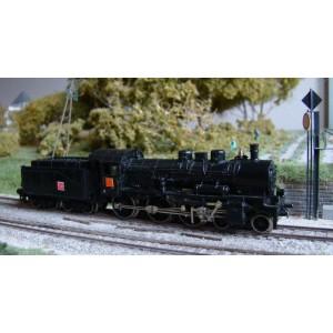 Locomotive 230 F SNCF ex P8