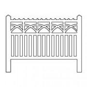 Barrières béton type PO