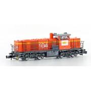 Colas Rail G 1000 N°104