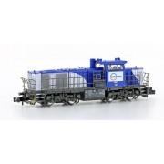Europorte G 1041 locomotive