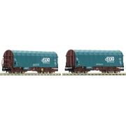 Set de 2 wagons Shimmns SNCB
