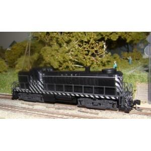 Locomotive diesel ALCO RS-2