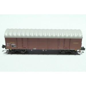 Wagon bâché Tams SNCF époque IV
