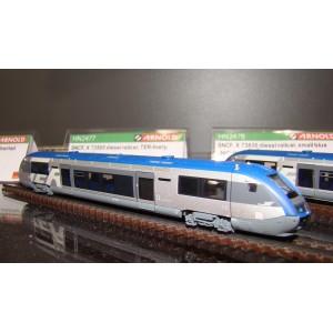 Autorail SNCF X 73505 TER époque V