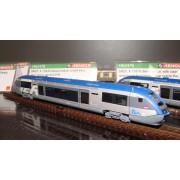 Autorail SNCF X 73630 TER époque VI