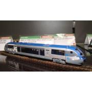 Autorail SNCF X 73903 TER Alsace époque V