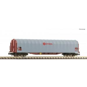 SNCF Rils sliding tarpaulin wagon ERMEWA