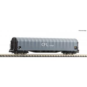 Wagon bâché long Rilnss-z CFL-Cargo