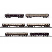 """Train """"Rheingold"""" DRG époque II"""