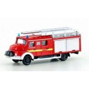 Camion pompier MB LF 16 Ts pompiers volontaires 112