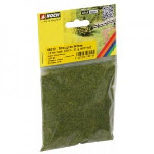 Flocage fibre herbe printanière 1,5 mm